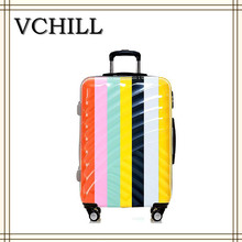 ABS+PC trolley case,hard trolley luggage,beauty trolley suitcase