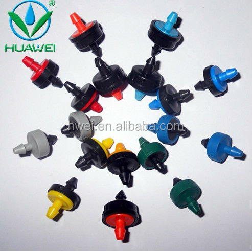 500/100pcs Adjustable Micro Drip Irrigation Watering Emitter Drippers 1-70L/h drip irrigation pipe/drip irrigation