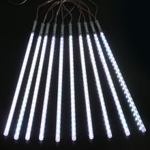Multi-color 50CM led string light Christmas light Meteor Shower Falling Star Rain Drop Icicle Snow