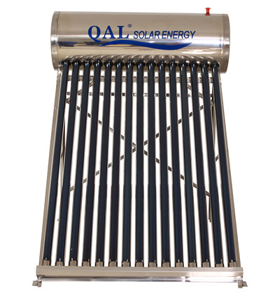 QAL 100L High Energy Non-Pressurized solar water heater price in india