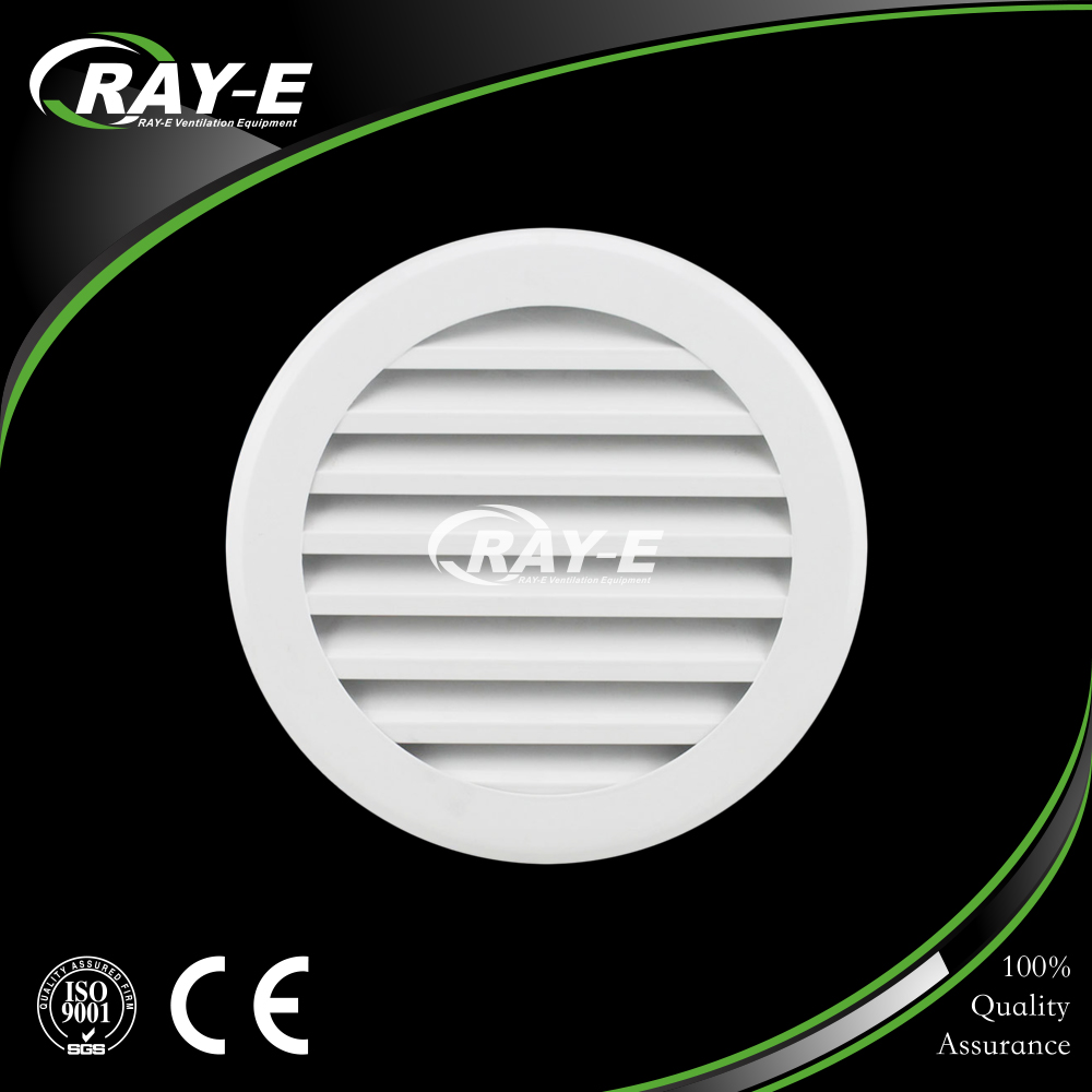 aluminum waterproof return round air diffuser air conditioning air vent