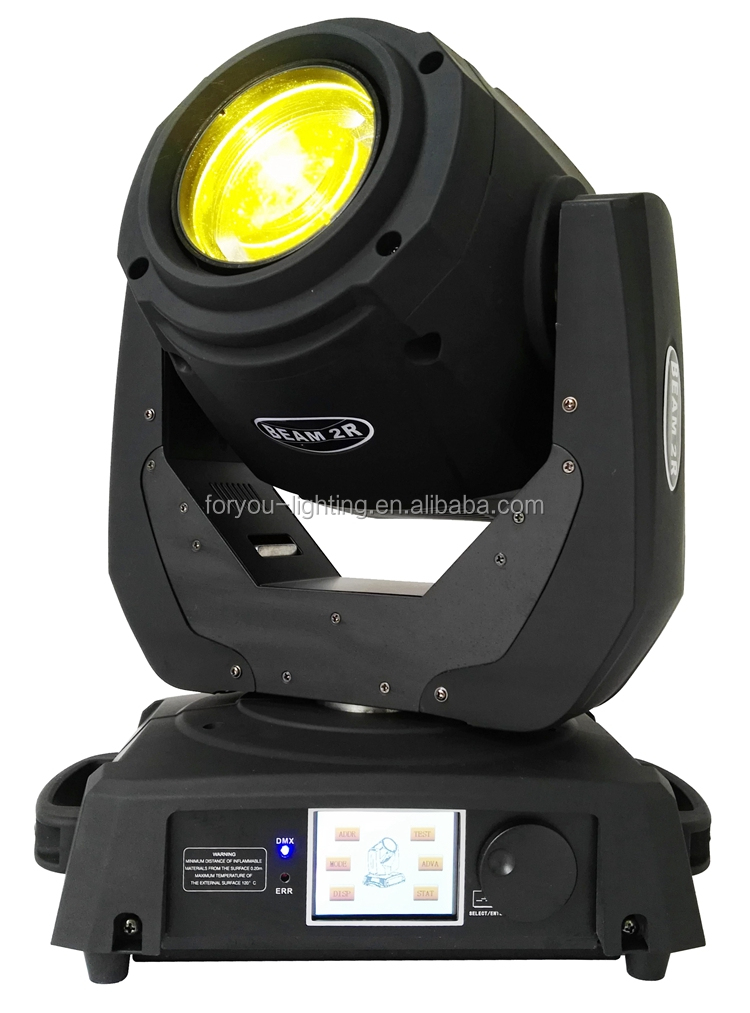 CE ROHS FCC Beam MovingHead 2017 Hot Sell Sharpy Beam 120W 2R Moving Head Light