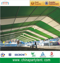 Strong waterproof building tent cover
