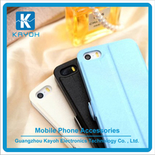 [kayoh] PU+TPU double window flip leather cover case for iphone 6