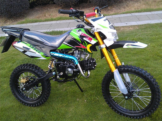 250cc dirt motorcycle