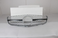 mercedes benz front grill all models for C (204), ML (166), G (463), S (221), E (212), CLS (218)