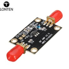 Lonten NEW Low Noise LNA 0.05-4G NF=0.6dB RF Amplifier Signal Receiver Module For FM HF VHF / UHF Ham Radio