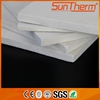 China manufacturer high rigidity and light weight ceramic fiber heat resistant boards