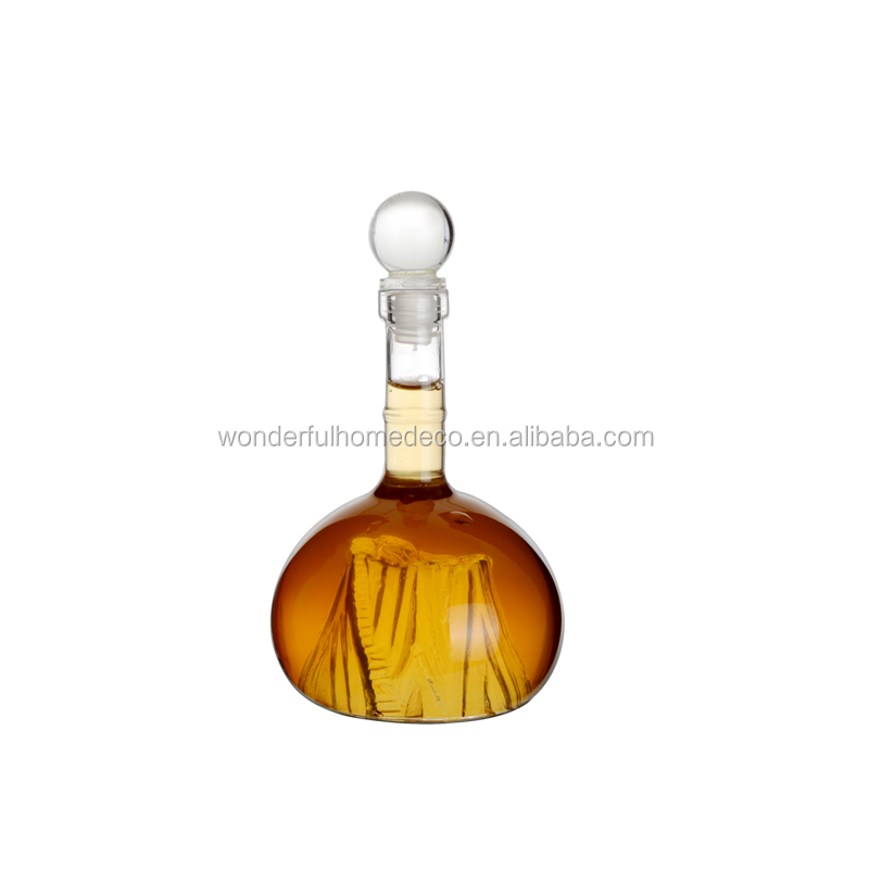 100ml Glass Bottle,100ml Empty Clear Glass Tequila Bottle
