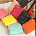 Fashion Good Quality Women Wallet Genuine Leather With Zipper Coin leather credit card wallet