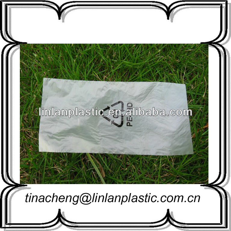 clear Ldpe hdpe plastic bag plain polythene bags manufacturer in China