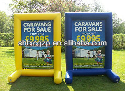 Inflatable display billboard for sale