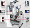 AUTO FORM-FILL SEAL PACKING MACHINE W/ CYLINDER PUMP