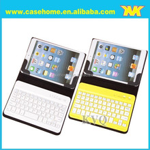 Different color Luxury Tablet Cases 7 inch Universal Wireless Keyboard Case for Android Tablets