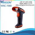 WNC-7080 durable 1D CCD bluetooth cordless barcode scanner