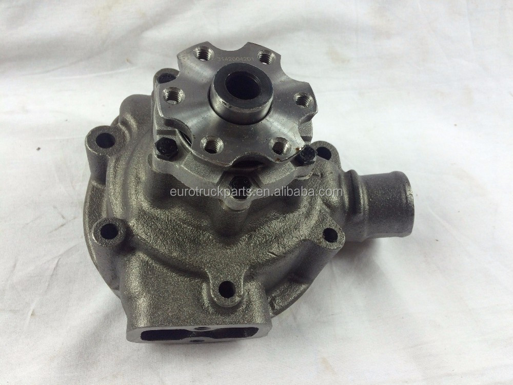 High quality water pump for MB european heavy truck auto spare parts oem 3142004201 3142003901  (6).JPG