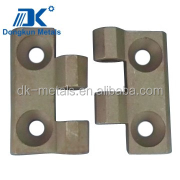 customized metal lock part lost wax Stainless Steel parts in Jiang su