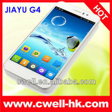 4.7 inch IPS Retina Screen 13MP camera jiayu g4 mtk6589 smartphone