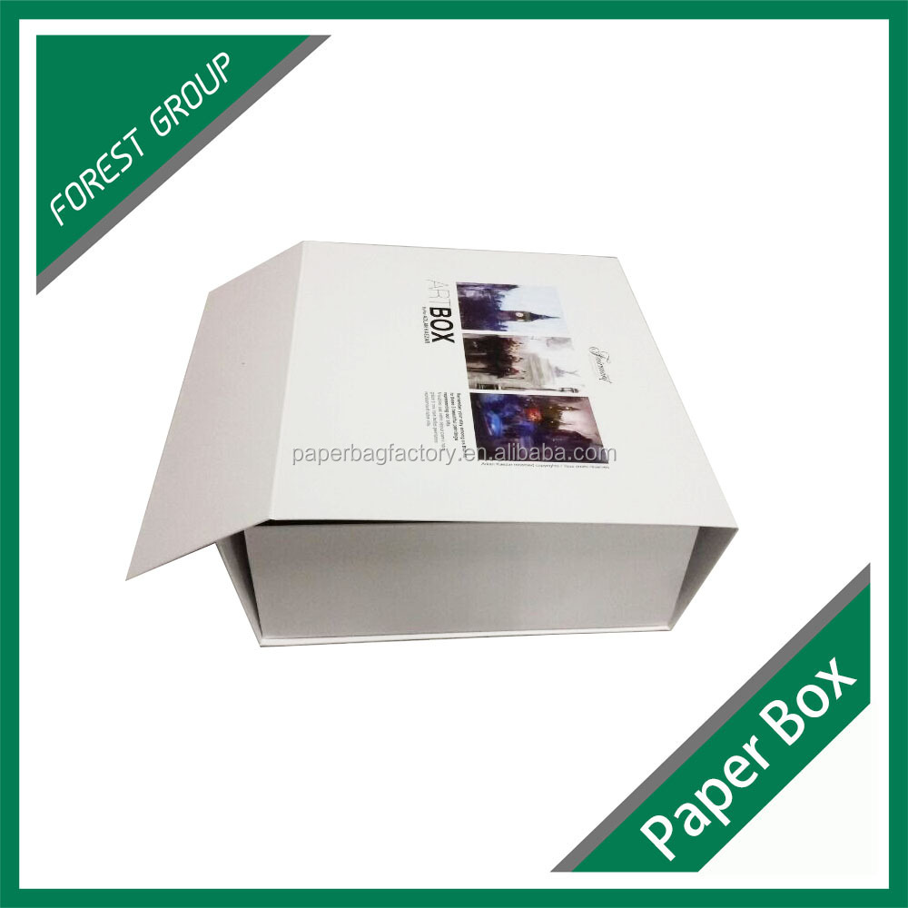 Luxury gift <strong>box</strong> customized order with FSC certificate premium quality