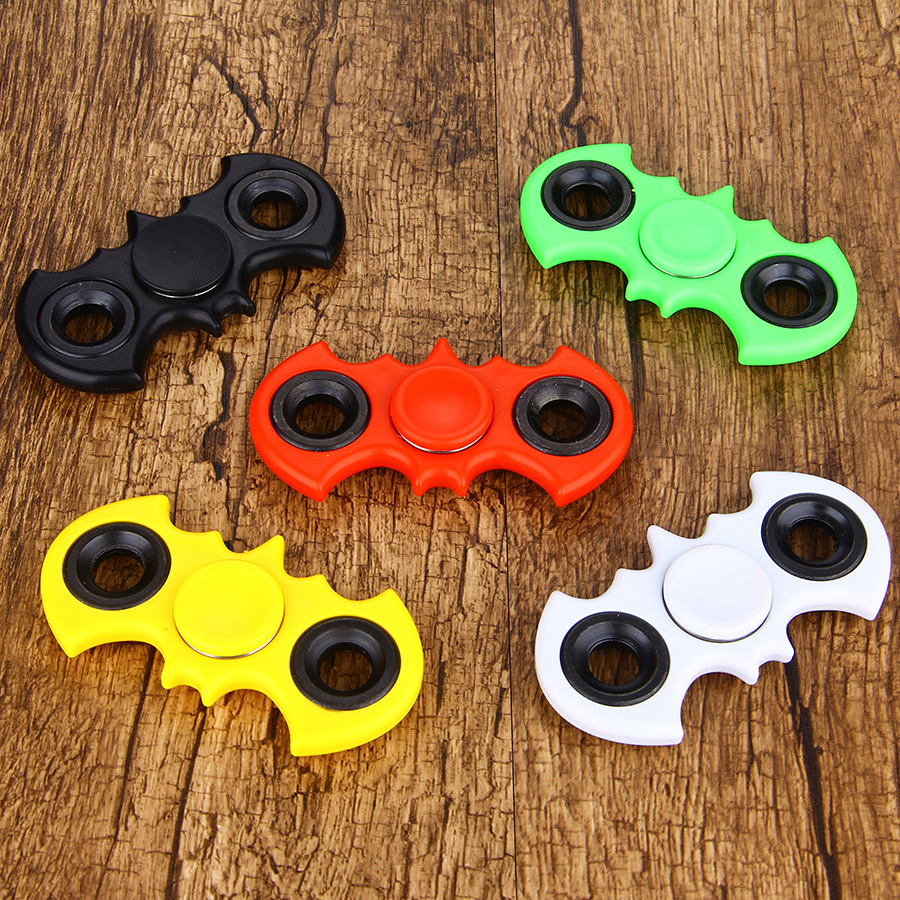 Wholesale 606 Stainless Steel Bearing ABS Plastic batman fidget spinner toys