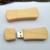 wooden material usb flash drive coffin shape 2gb 4gb 8gb 16gb