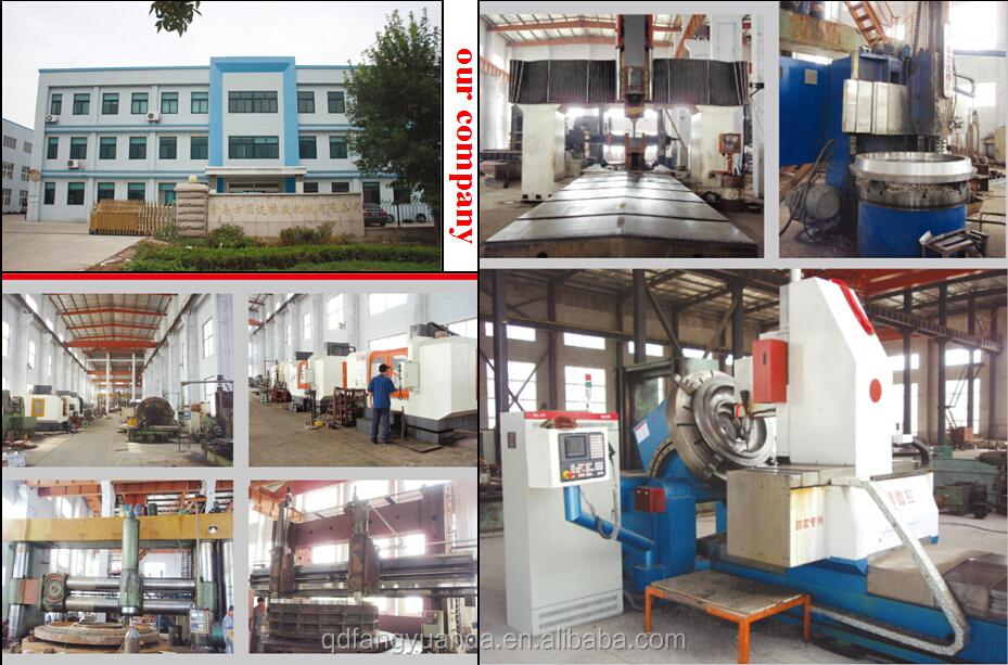 tyre manufacturing machine