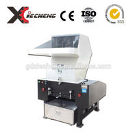 cleaning plastic crusher with all type plastic