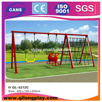 Theme Outdoor Playground/Outdoor Playground Rubber Mats/Training Playground