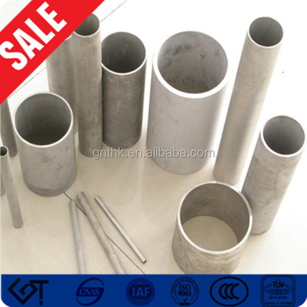 High quality in usa water pipe seamless stainless steel pipe 317l