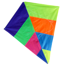 weifang yuanfei diamond shape child flying kite