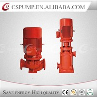 New arrival vertical inline sewage centrifugal pump for water supply system