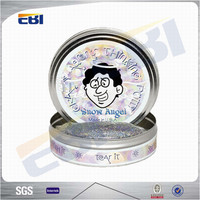 Aluminum round tin boxes wholesale