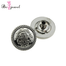 NK010 Professional manufacturer High Quality Factory Wholesale New style garment accessories metal fancy buttons for clothing