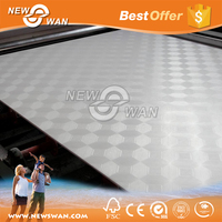Interior Ceiling Gypsum Decoration / Modern Ceiling Design / The Latest Design Ceiling of PVC Panel