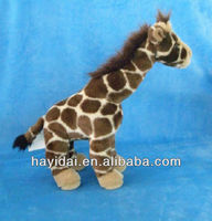 Simulation Plush toy giraffe toy