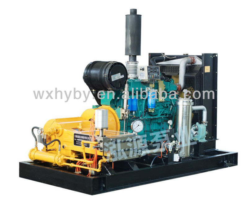 WHY Industry high pressure water cleaning washer