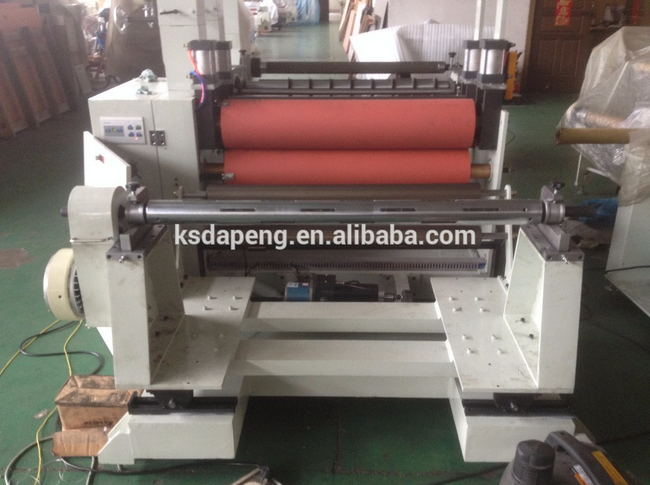 PP / Pet / Paper / Film / PVC / OPP / Woven Fabric Bag Lamination Machine,Self Adhesive Tape Hot Melt Heating Laminating Machine
