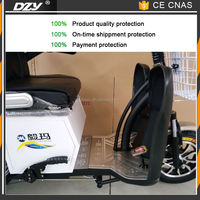 China2017 High Quality Electric Tricycle with Great Power for Handicapped Elder