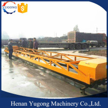 YUGONG 3-8m Concrete Cement asphalt paver spare parts for sale with factory price