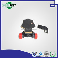 Double 3300w hub motor 4 wheels hover board scooter skateboard with wireless remote control