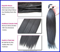 human hair extension straight hair 1piece/lot peruvian human hair 100g/piece hair weft