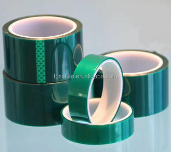 Green Silicone Splicing Tape for release paper and release film