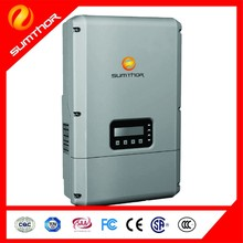 Tianzhiyuan sumthor Single phase pure sine wave 10kw dc/ac solar power inverter for American