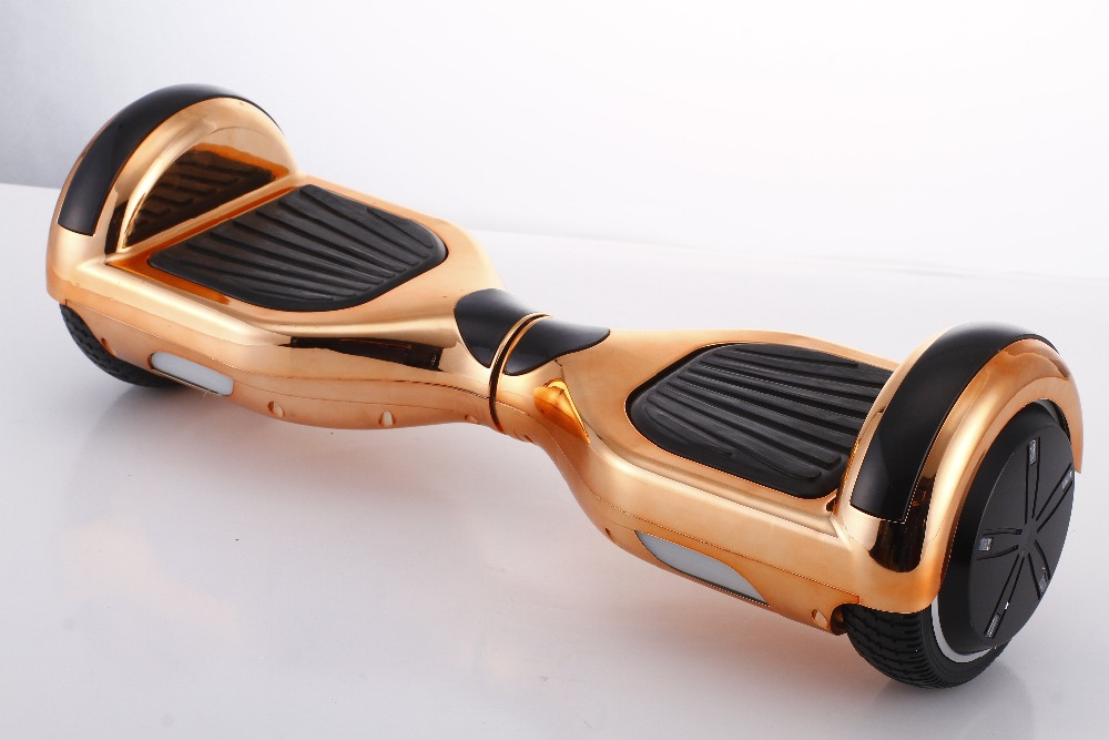 Chrome wholesale electric skateboard self balance scooter 2 wheels