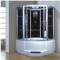 cheap price sauna room malaysia body massage shower jets with steam room temperature sensors