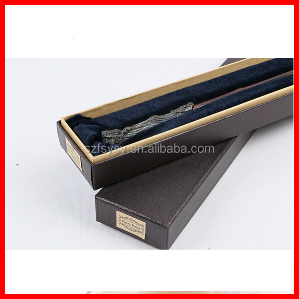 Factory Wholesale Voldemort Steel Wand For Hallowmas