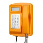 Outdoor Area Paging Unit KNSP-18LCD Emergency call PHONE