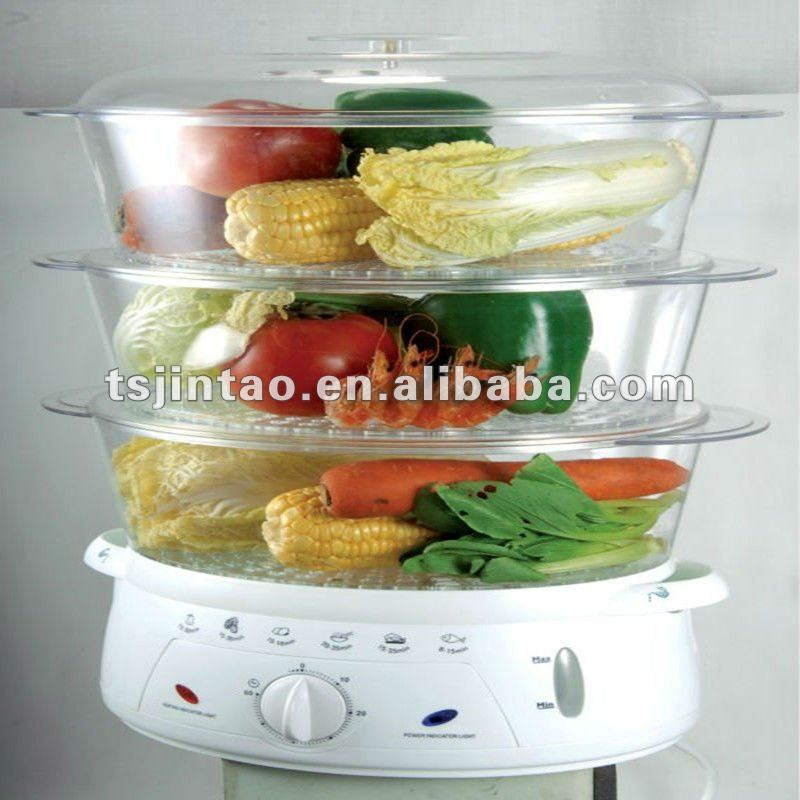 Electrical mini Food Steamer