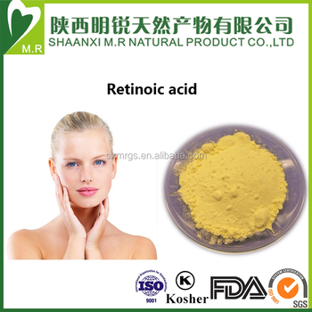 Factory supply top quality retinoic acid powder