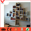 Factory Custom wooden Wall shelf for gifts or books